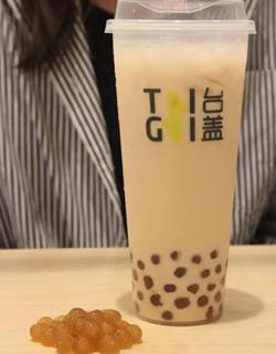 金珠珠奶茶